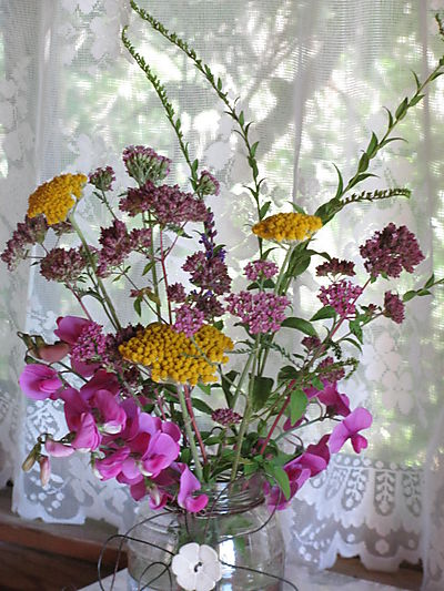 Late summer bouquet