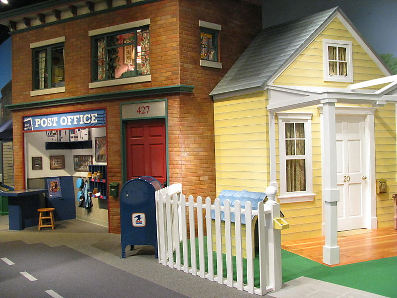 Childrens science museum town