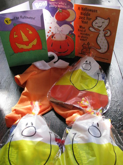Halloween 2008 treat bags