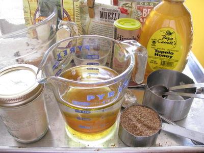 Ww flaxseed bread ingredients (2)