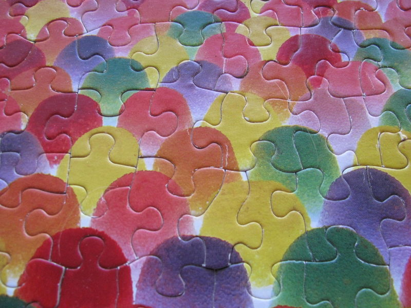 Gumdrop puzzle