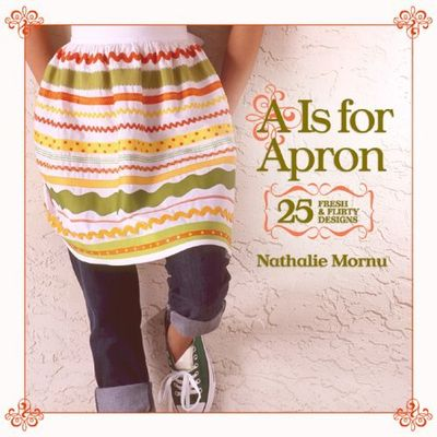 A is for Apron book cover