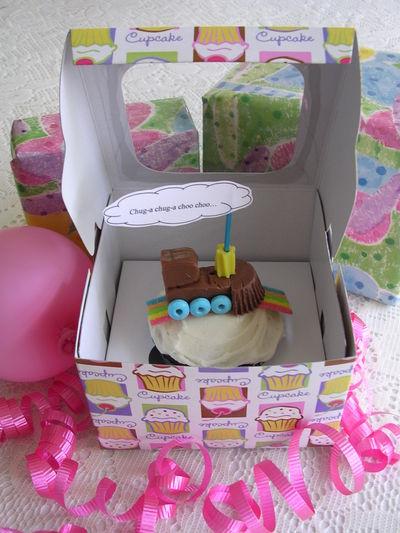 Chuga in gift box