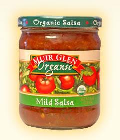 Muir glen organic salsa