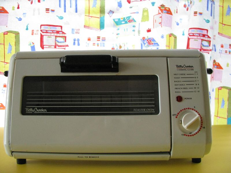 Betty Crocker toaster oven