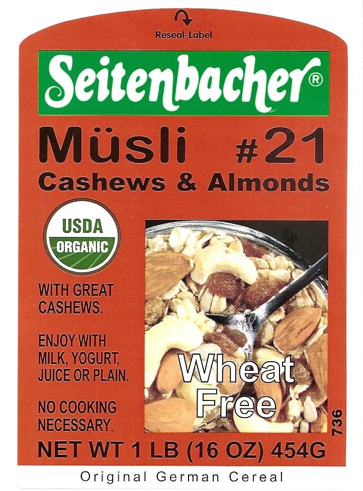 Seitenbacher Musli #21