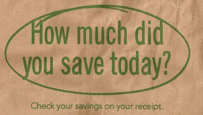 Savings today