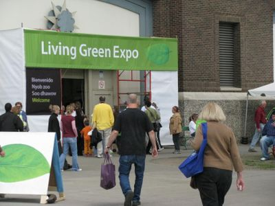Living green expo 2009