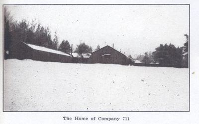 CCC Camp No 711 Buildings