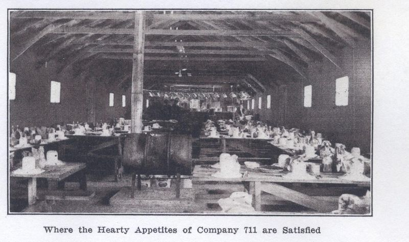 CCC Camp No 711 Mess Hall