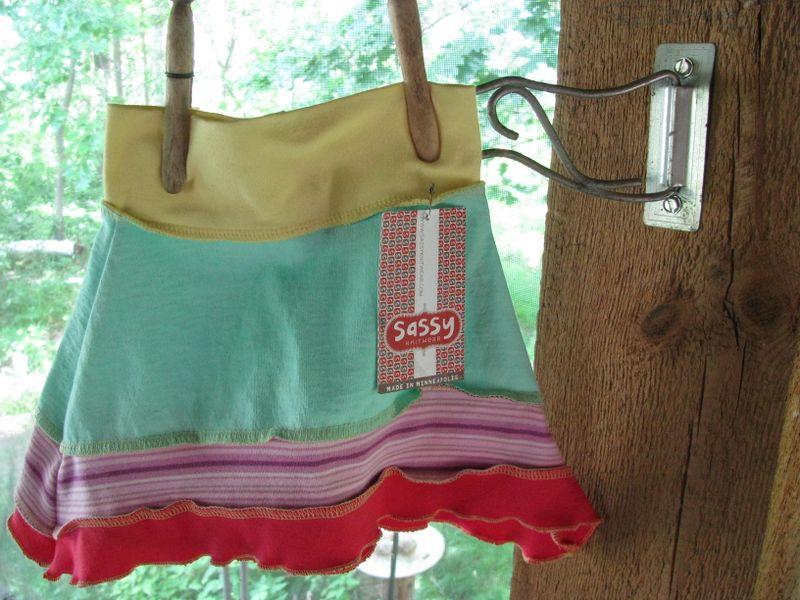 Sassy salsa skirt