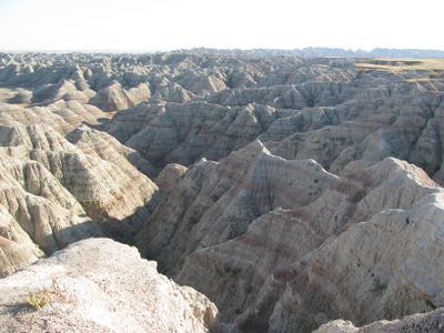 Badlands SD