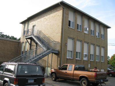 St. Stephen Elem School Apts exterior