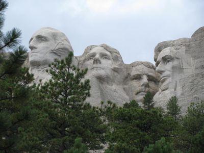 Mount rushmore nat'l memorial