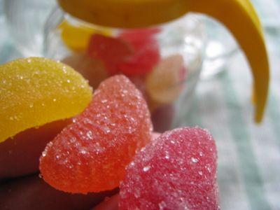 Sunny fruit slices