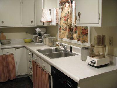 Kitchen cupboards farmhouse white