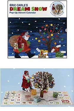 Eric carle's advent calendar