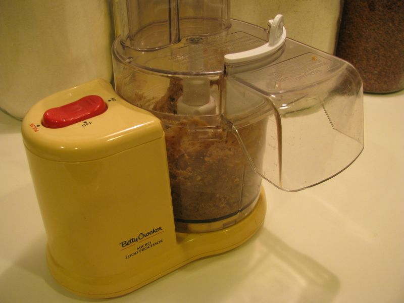 Betty crocker food processor