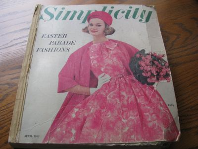 Simplicity pattern book 1962