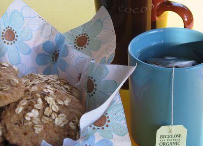 Apple drop biscuits