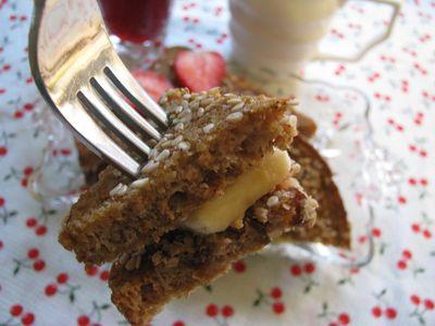 Crunchy french toast