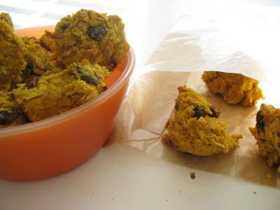 Oatmeal harvest cookies