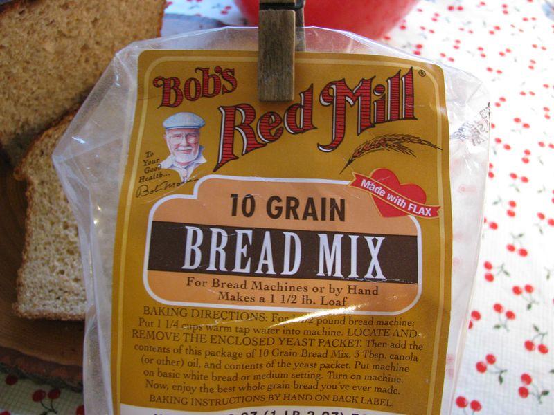 Bob's red mill 10-grain bread mix