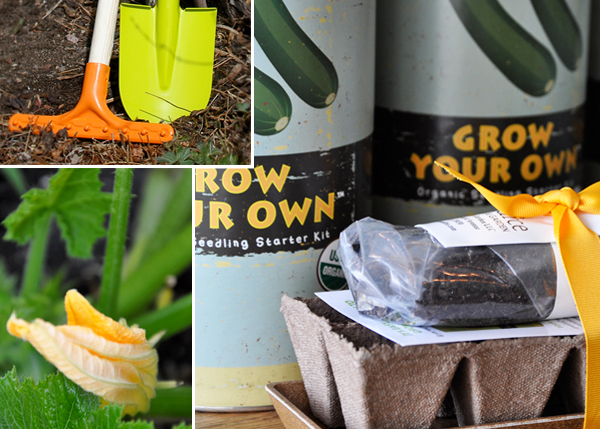 Gardening supplies giveaway