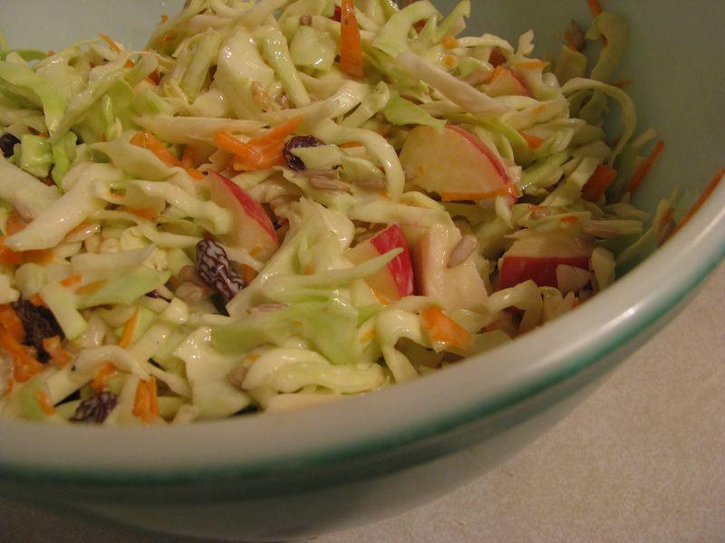 Coleslaw resta