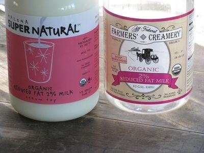 Kalona milk