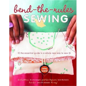 Bend-the-rules sewing book