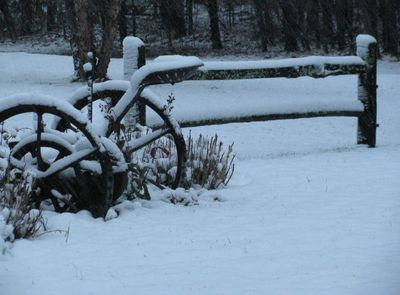 First snowfall 10.27.10
