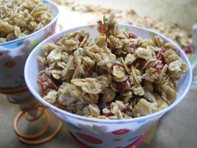 Connie's granola