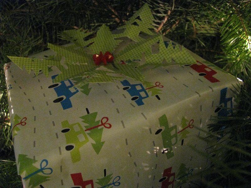 Gift for santa's elf