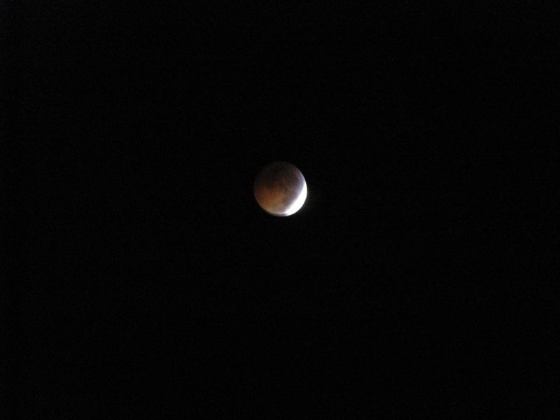 Lunar eclipse 12.21.10