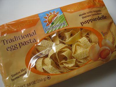 Bionaturæ® egg pasta
