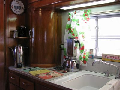 1950 spartanette kitchen