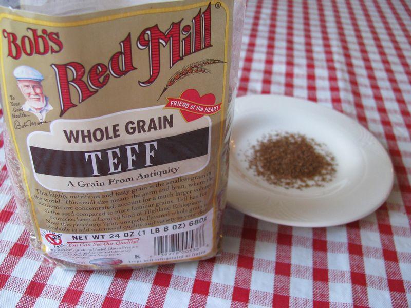 Bob's red mill teff