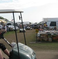 Golf carts farm show