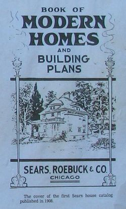 Sears house catalog 1908