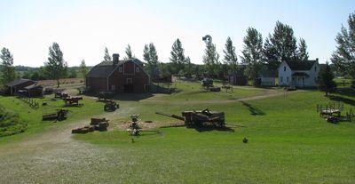 Rollag farmstead