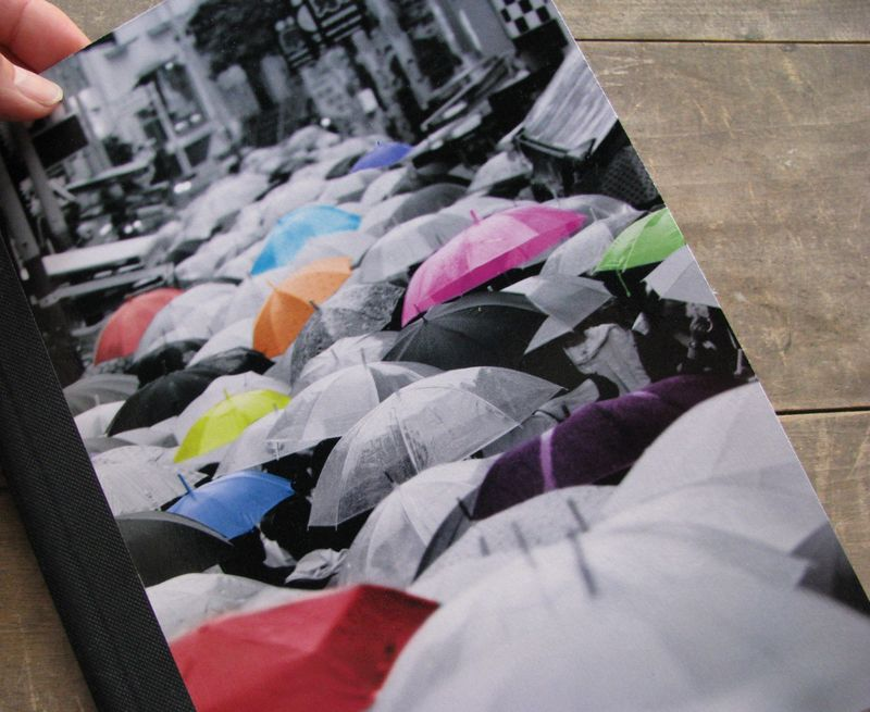 Umbrella notebook
