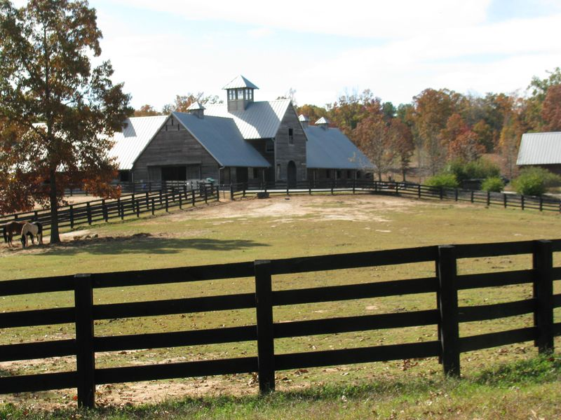 Serenbe equestrian center