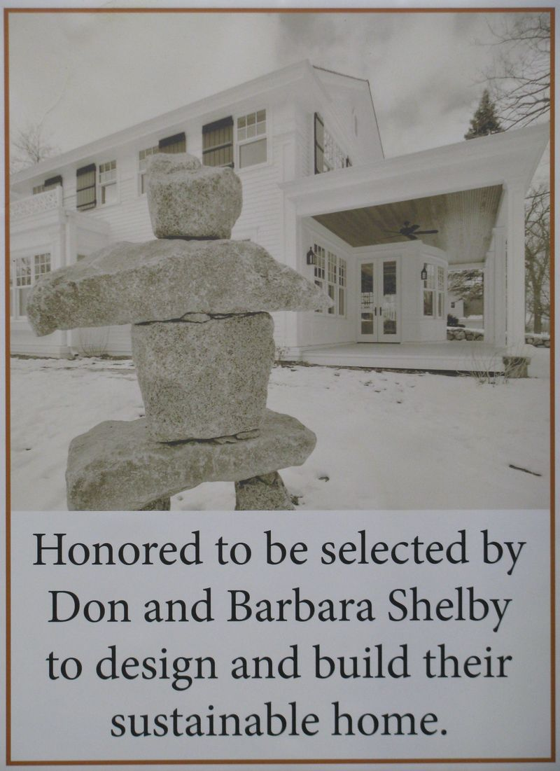 Don shelby's inuksuk1