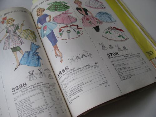 1962 simplicity pattern book