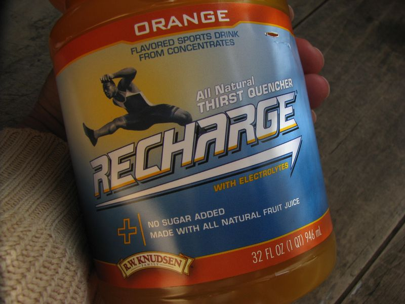 Rw knudsen sports drink