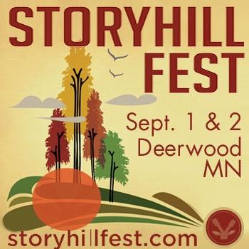 Storyhill fest poster
