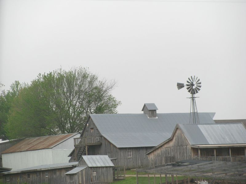 Baker creek seed farmstead