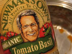Newmans pasta sauce
