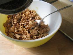 Cinnamon crunch syrup